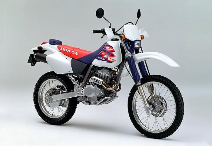 「HONDA XR250」という最高なバイク