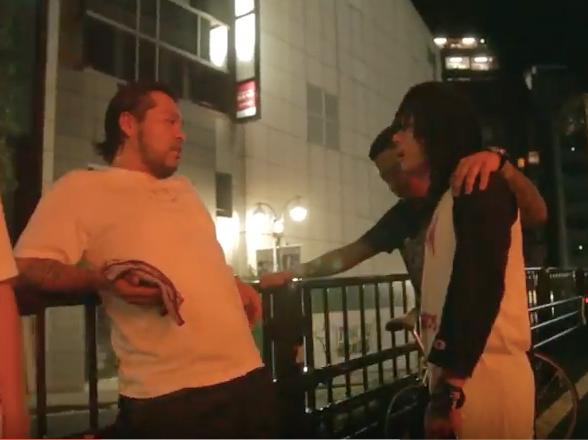 MC漢がKNZZに対するアンサー曲「って事だよね?」を発表