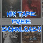 HIPHIOPやR&BのMIXTAPEが〈無料で〉ダウンロード出来るサイト