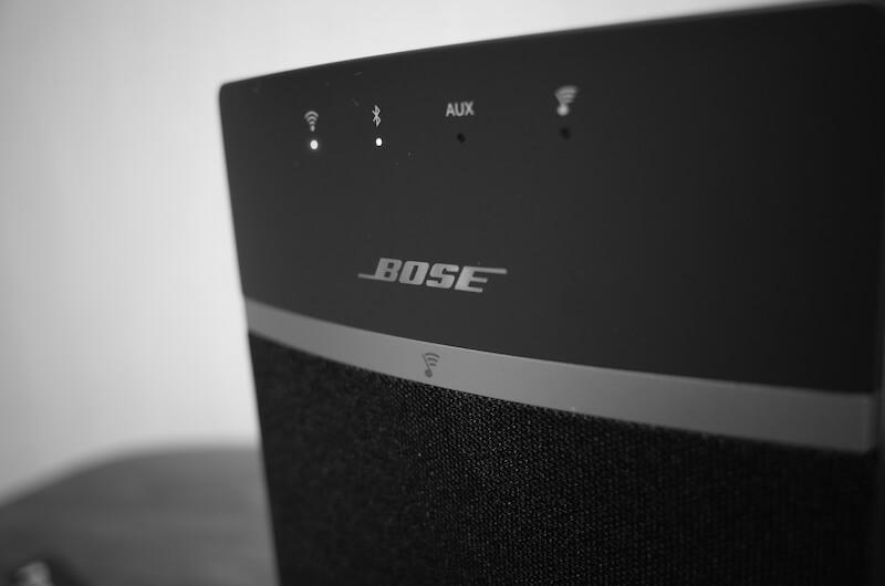 【レビュー】BOSE SoundTouch10は、かなりオススメなワイヤレススピーカーです!