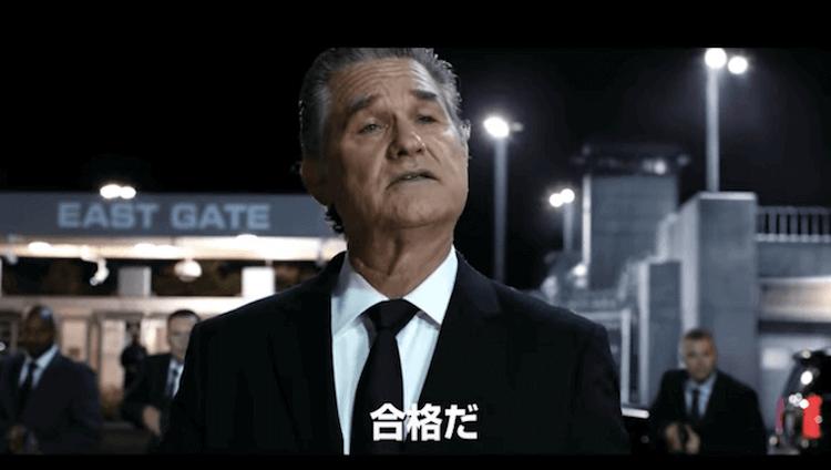 カート・ラッセル(ミスター・ノーバディ)