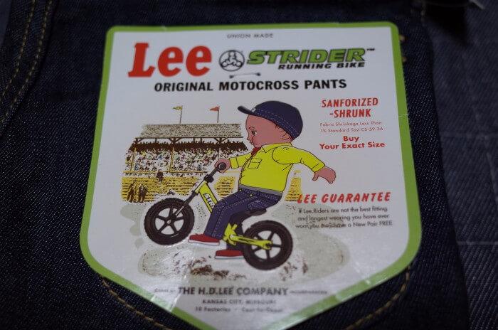 ジーンスメーカー「Lee」とのコラボモデル
