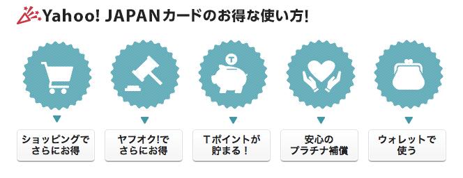 ヤフーカード(Yahoo! JAPANカード)とは?
