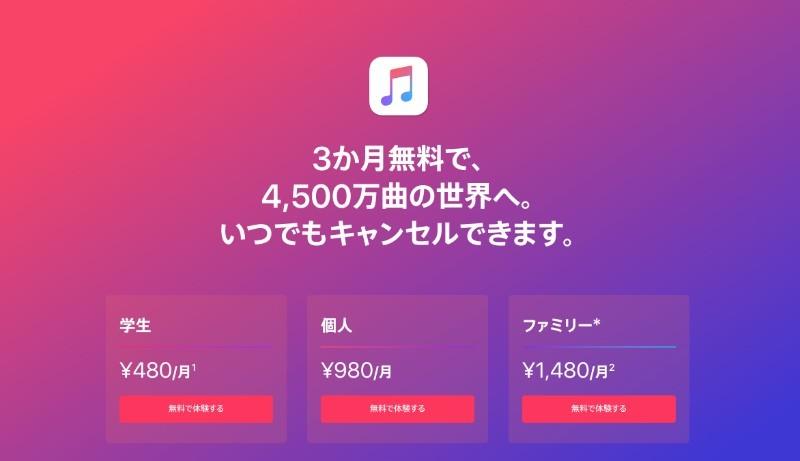 Apple Music とは?