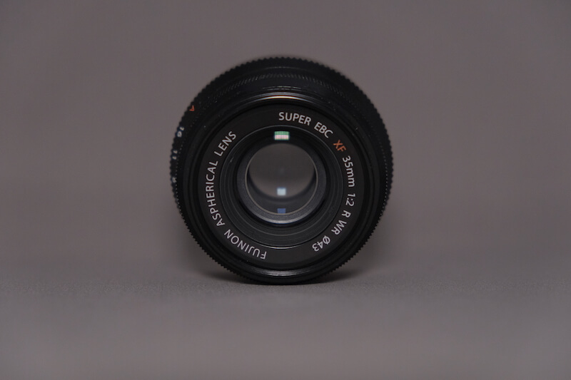 XF35mm F2 R WR 購入レビュー