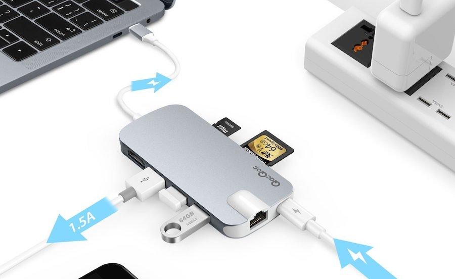 EgoIggo USBハブ GN30H