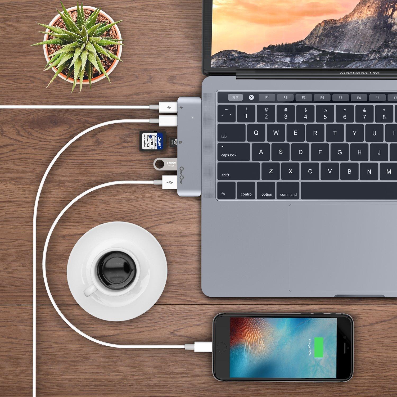 MacBook Proに合うUSBハブまとめ