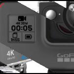 【おすすめ】『アクションカメラ TOP5』徹底比較