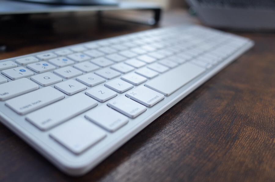 レビュー『Satechi Bluetoothワイヤレスキーボード』
