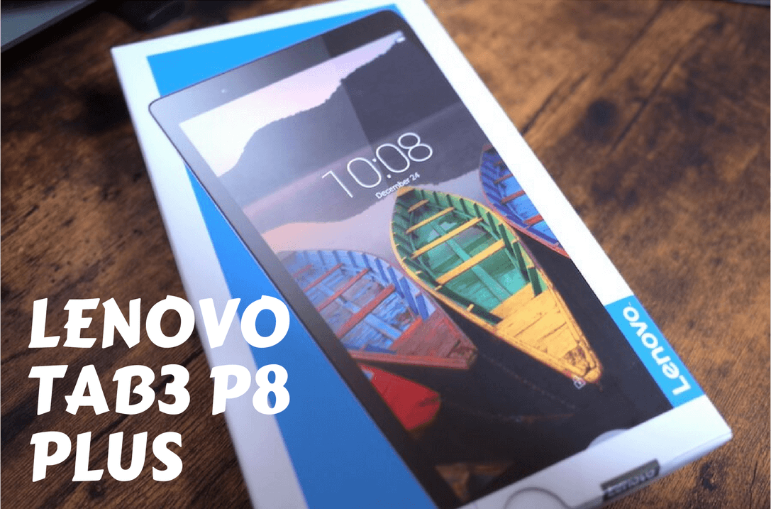 Lenovo P8 (TAB3 Plus )レビュー