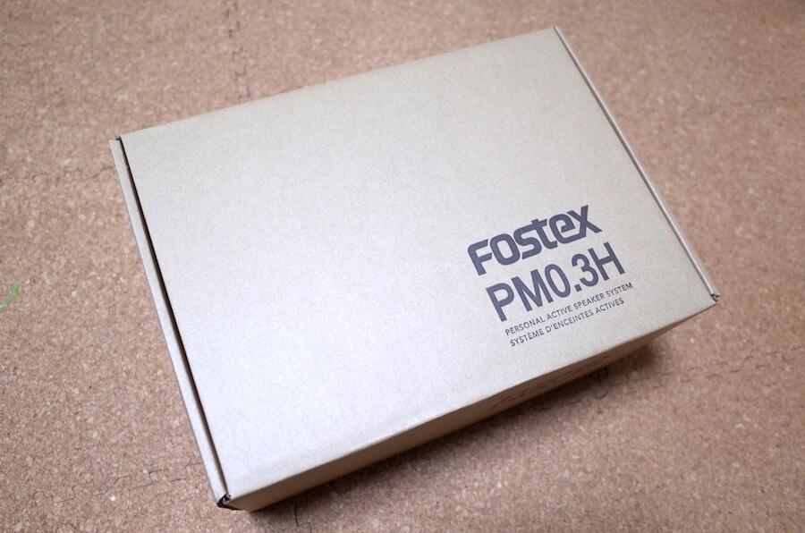 「Fostex PM0.3H」に決定!