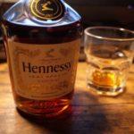 高級酒「Hennessy(ヘネシー)」というブランデー