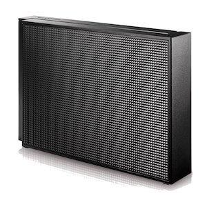 I-O DATA HDD 外付けハードディスク 3TB EX-HD3CZ