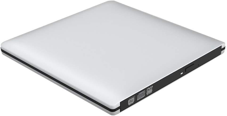 VersionTek 超薄型CD/DVDドライブ