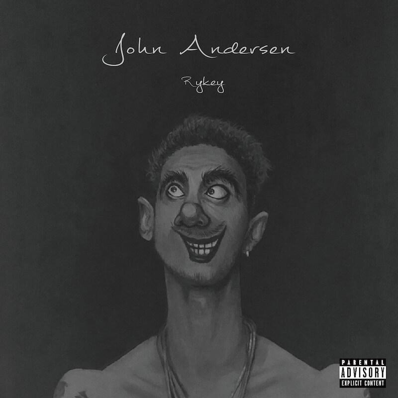 【RYKEY】幻の3rd ALBUM「John Andersen」が遂に解禁