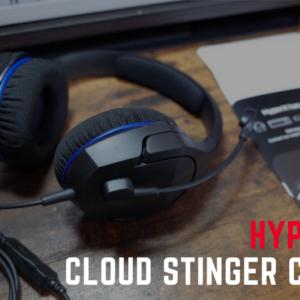HyperX Cloud Stinger Core レビュー