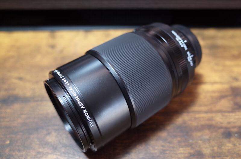 『FUJINON XF80mm F2.8 R LM OIS WR』詳細