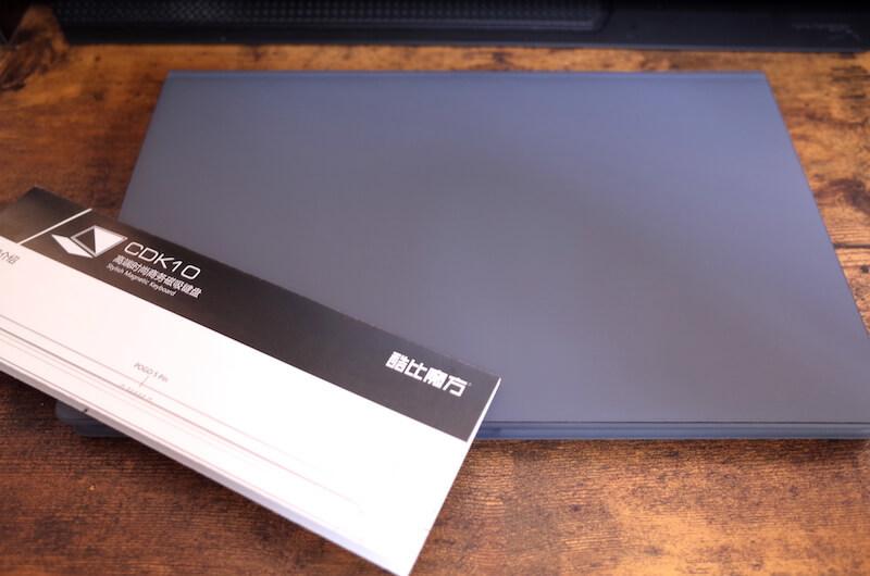 専用キーボード付きカバー『CDK10』詳細