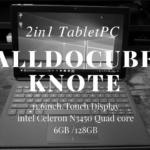 ALLDOCUBE KNote レビュー