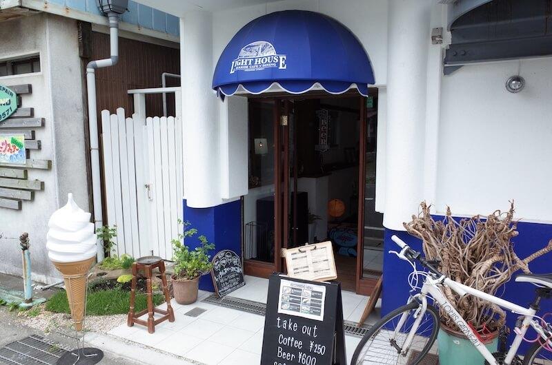 鎌倉の喫茶店