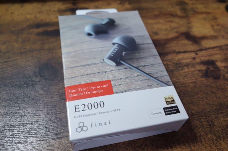 『final E2000』レビュー