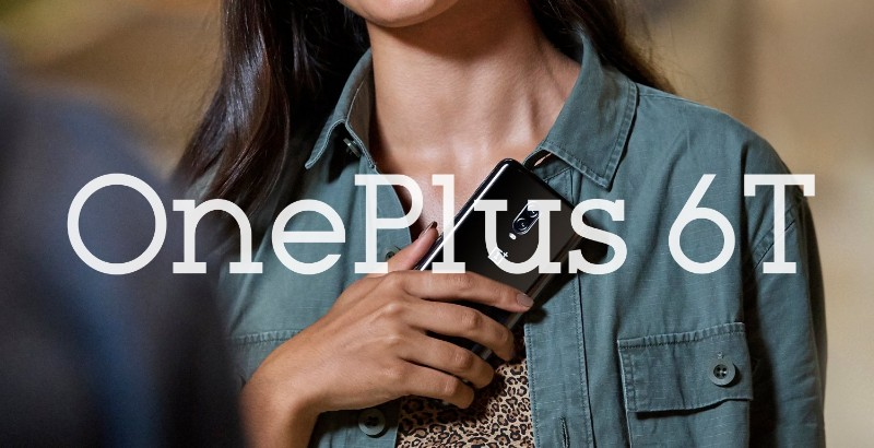 「OnePlus 6T」の発売日・スペックレビュー