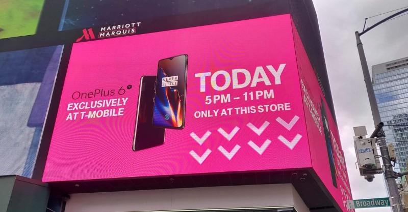 「OnePlus 6T」発売日について