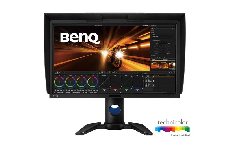 「BenQ PV270」の特徴
