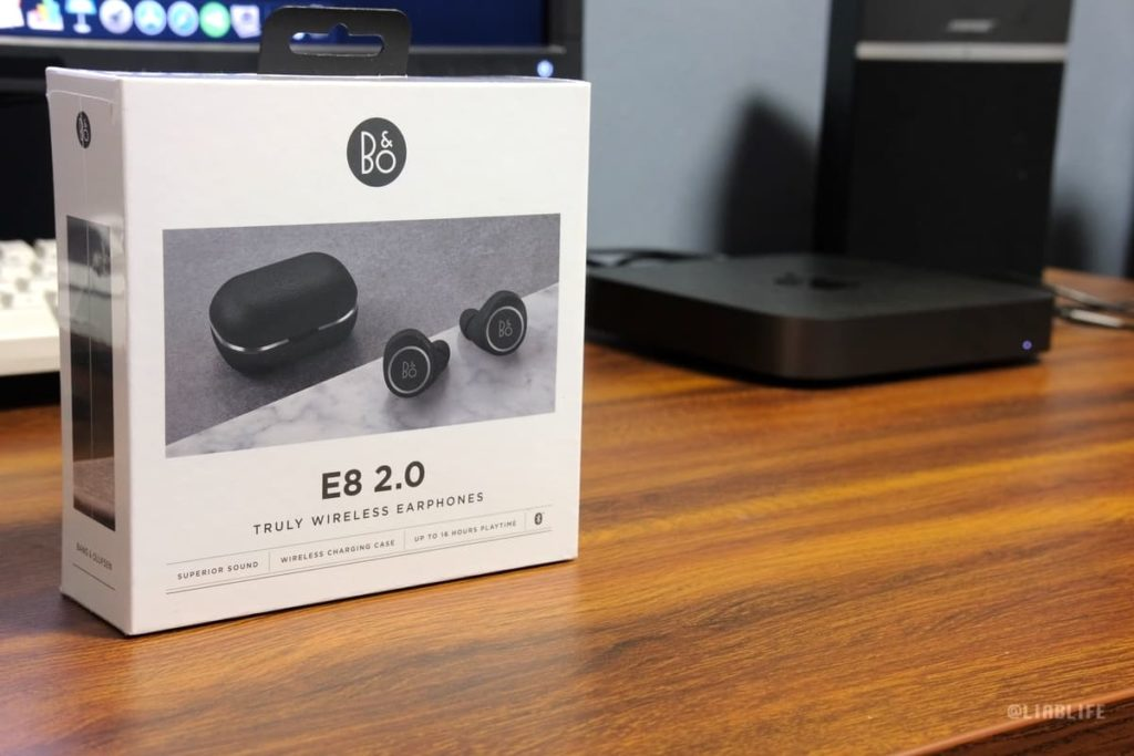 B&O「Beoplay E8 2.0」実機レビュー