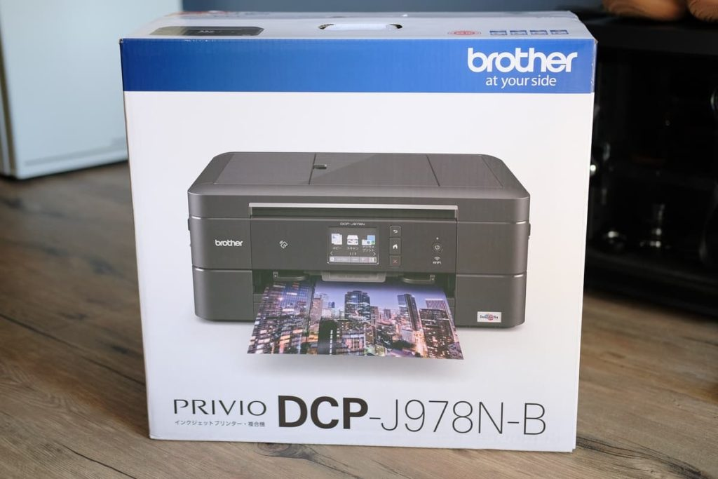 brother「DCP-J978N」レビュー