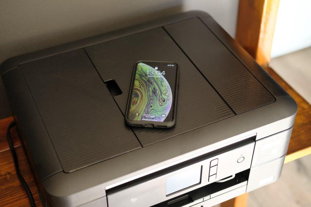 PC無線+スマホ無線印刷は素晴らしい