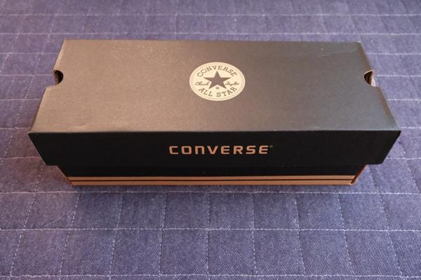 オールスターの箱です