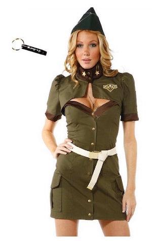 アーミー警官 制服