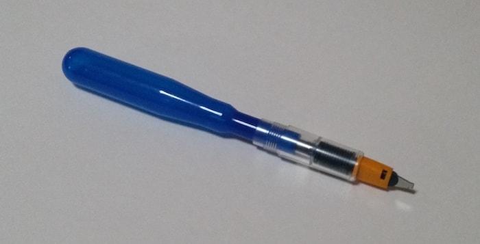 パイロットペン 清掃