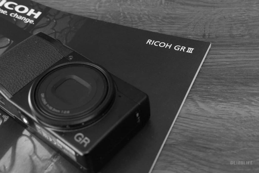 【GR III】購入ファーストインプレッション