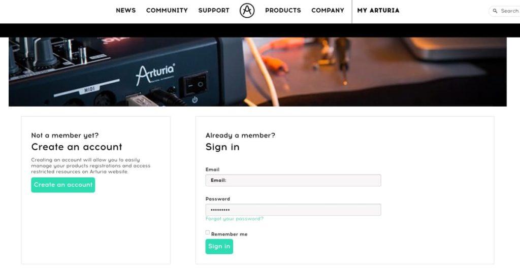 公式サイトで、シリアルナンバーとアンロックコードを登録