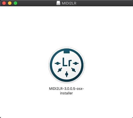 「MIDI2LR」というプラグインをインストール