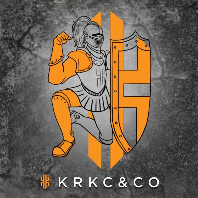 KRKC&COのブランドロゴ