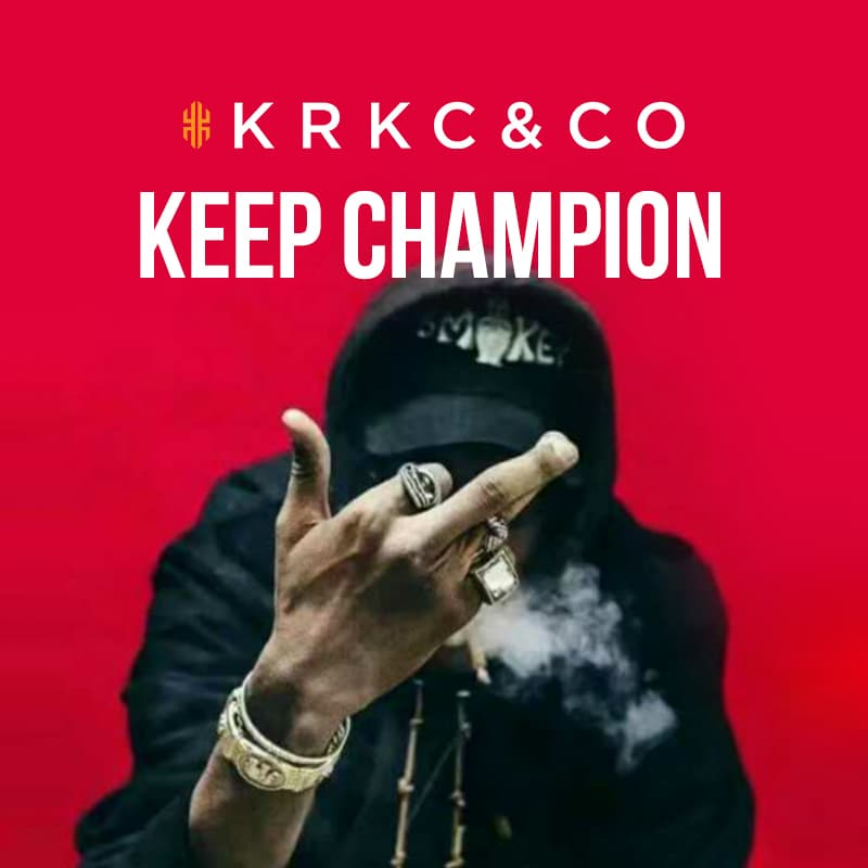 HIPHOPジュエリーブランド「KRKC&CO」