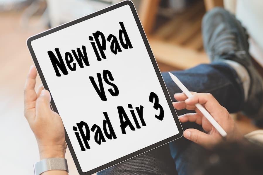 「新 iPad(7世代)」と「iPad Air 3」とを比較してみたら、意外なことが見えてきた