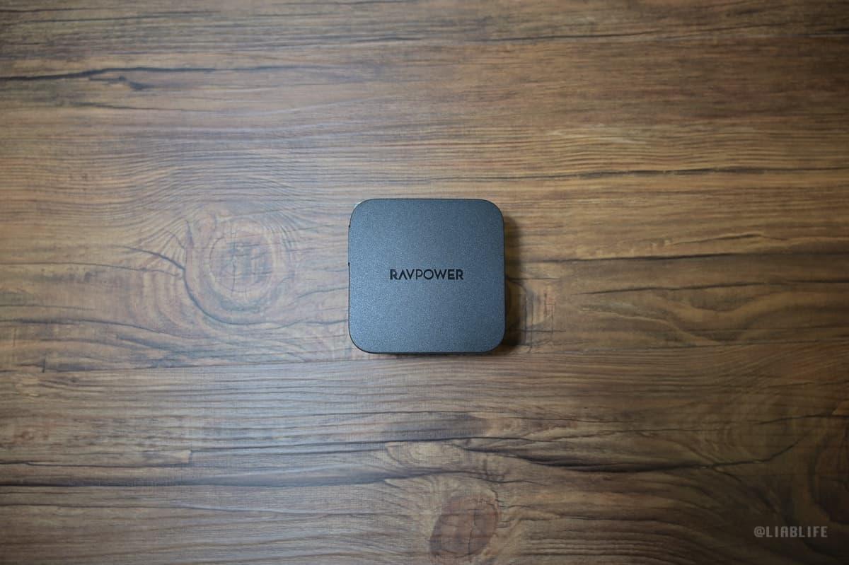 【RAVPower】USB-A & USB-C 61W急速充電器「RP-PC105」レビュー
