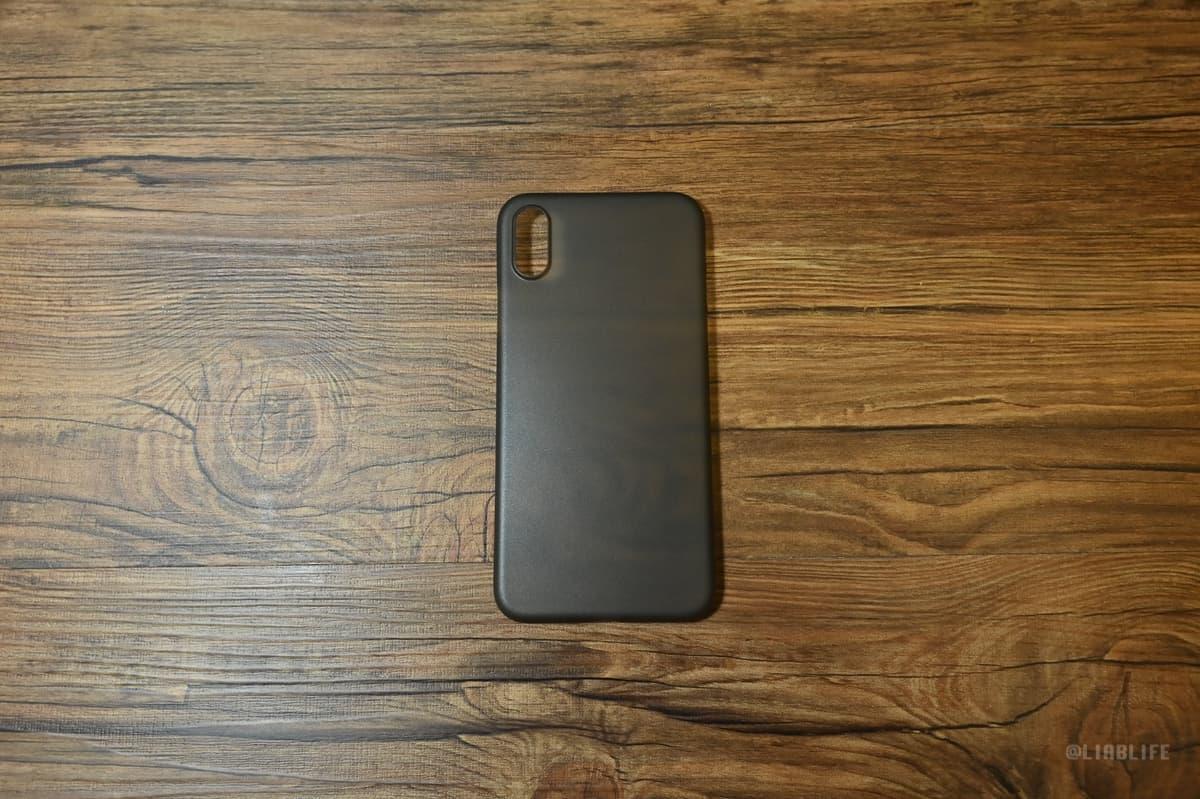 「KASE」の厚さ0.35mmというiPhoneケース