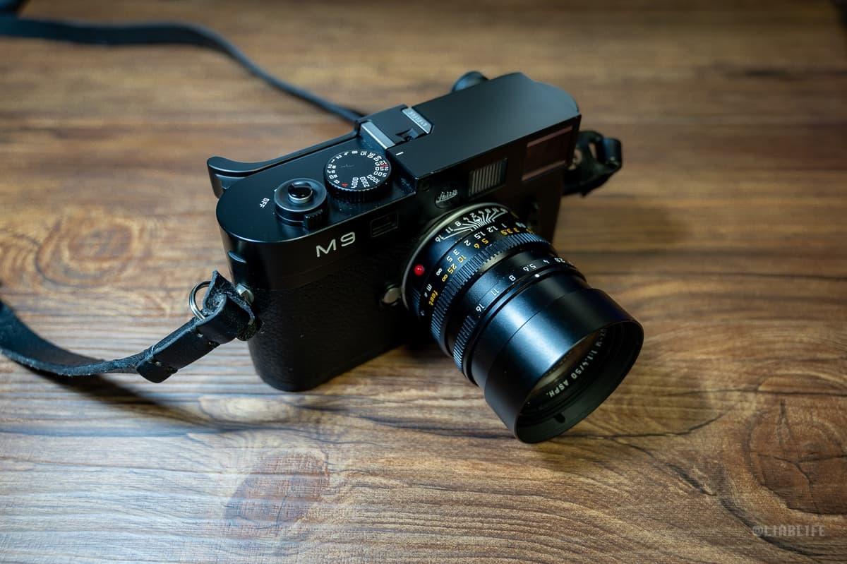 「ズミルックスM f1.4/50mm ASPH」ですが、なんの問題もありません