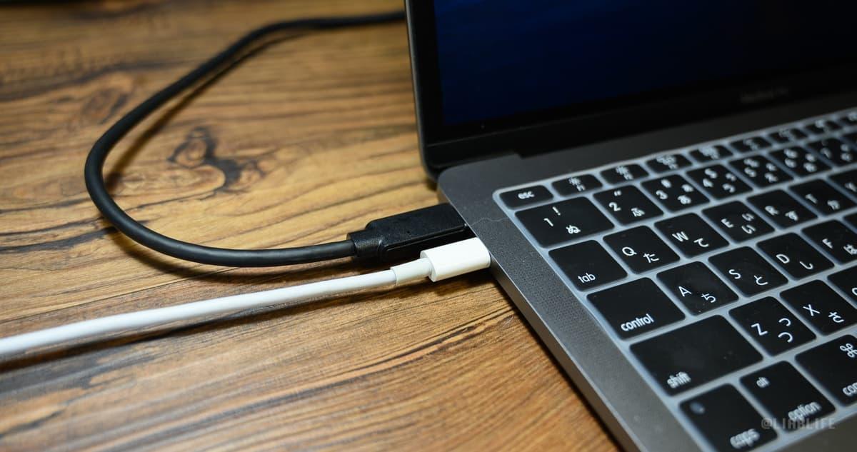 Macbook Proをデュアルディスプレイ化する方法