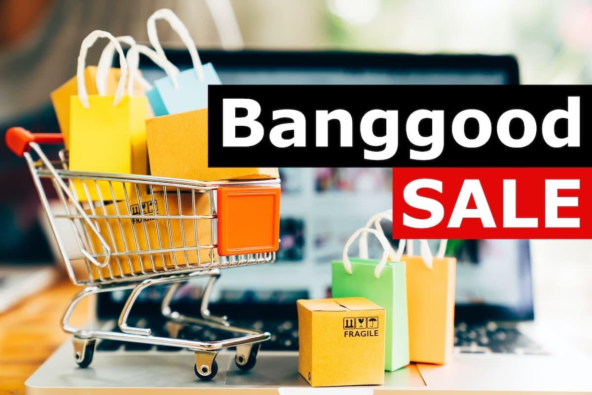 banggoodクーポン情報最新版