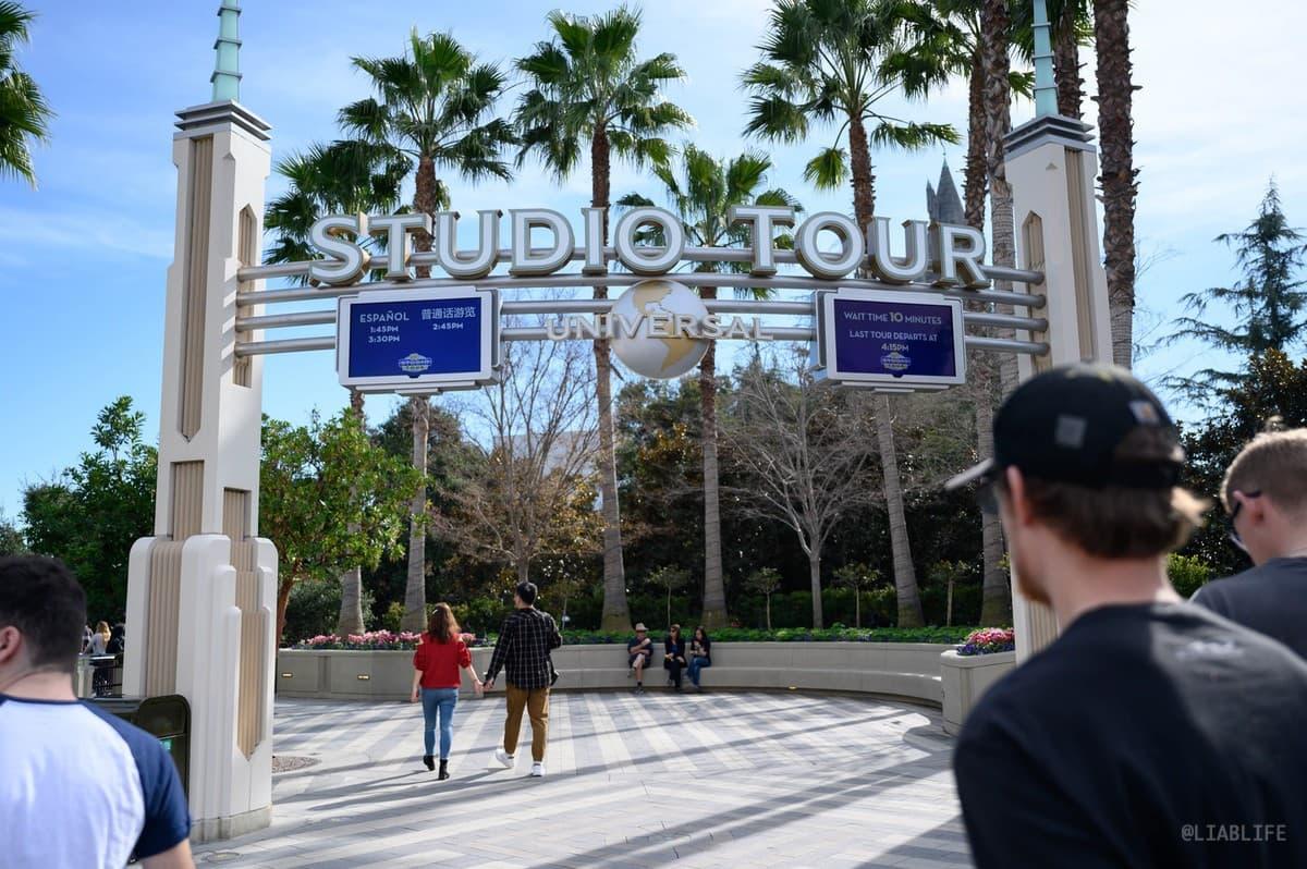 ユニバーサルスタジオ・ハリウッドで一番オススメな「スタジオツアー」