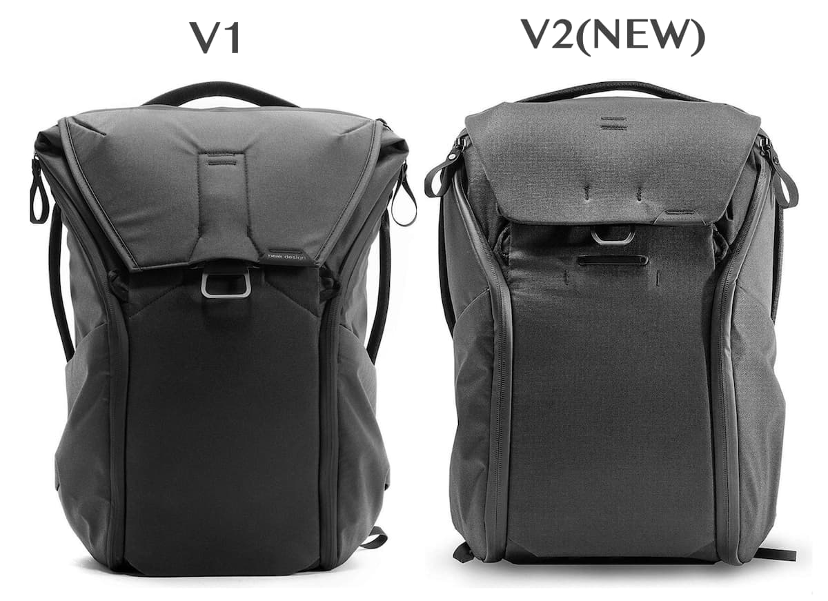 peak design「EVERYDAY BACKPACK」に、新モデル「V2」が登場!