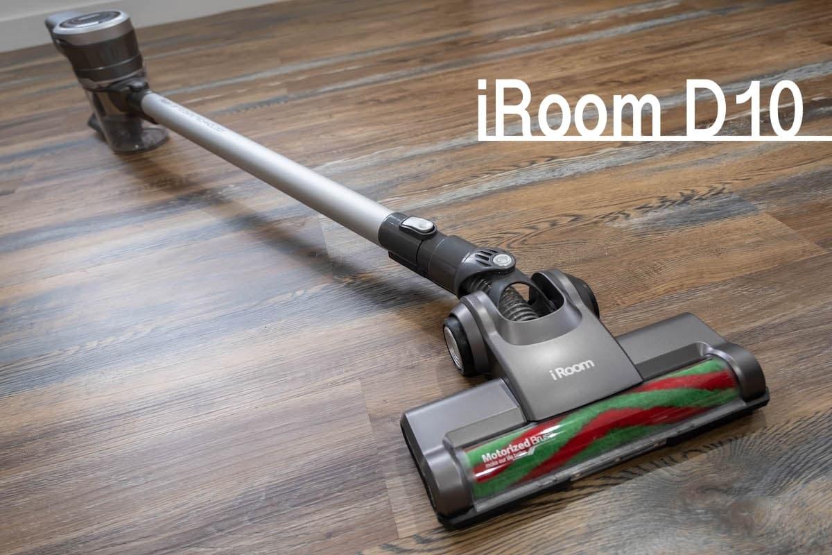 iRoom「D10」レビュー