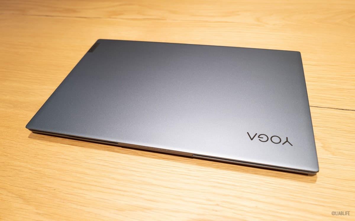 Lenovo Yoga Slim 750i / core i7 15.6インチモデル レビュー