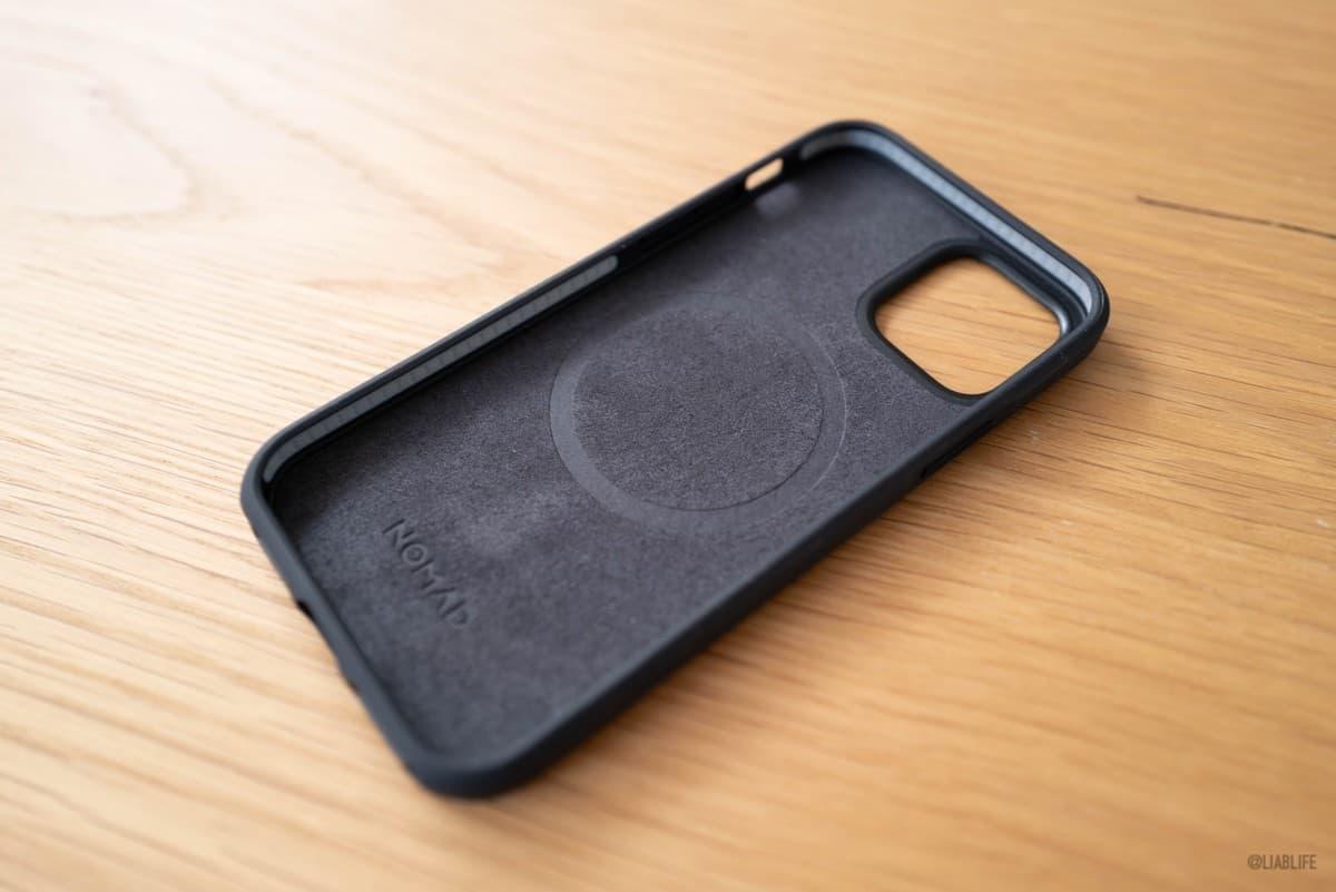 MagSafe対応の証の丸いリング